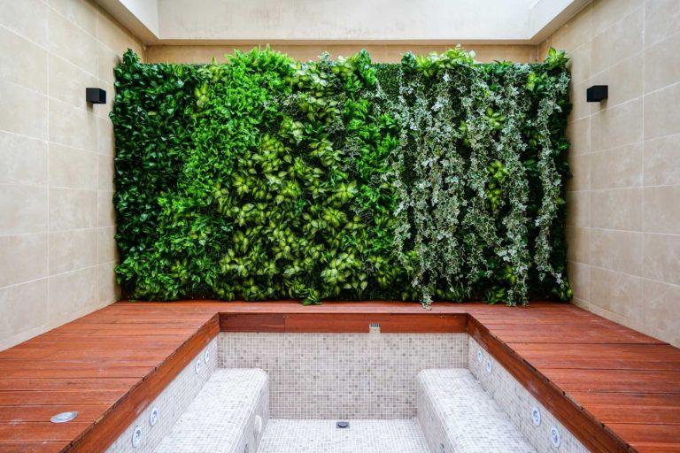 Hanging Garden Wall